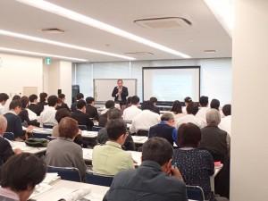 4月25日(火)第1回「越谷生物多様性子ども調査」教員説明会(1)